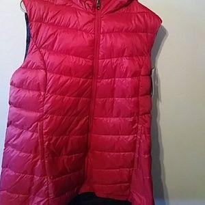 Women's winter vest